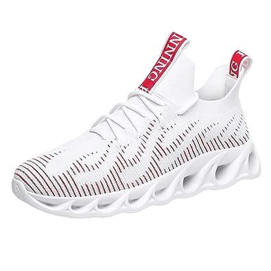 MMLC Sneakers Basse Uomo Donna, Scarpe da RunningLeggera