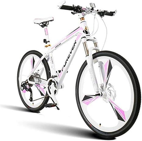 Haoyushangmao Bicicleta de bicicleta de montaña, bicicleta de ...