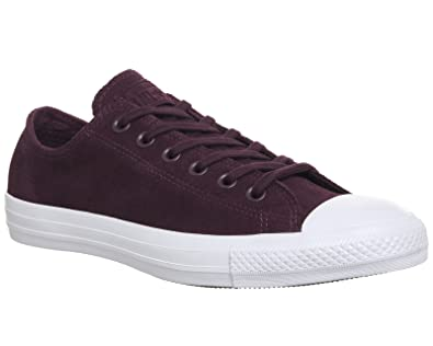 Converse CT All Star Ox Counter Climate Unisex Shoes Dark SangriaWhite 157599c 115