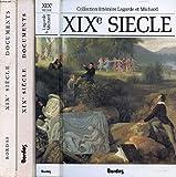 img - for XIXe Siecle. Les Grands Auteurs Francais Du Programme. Anthologie et Histoire Litteraire. book / textbook / text book