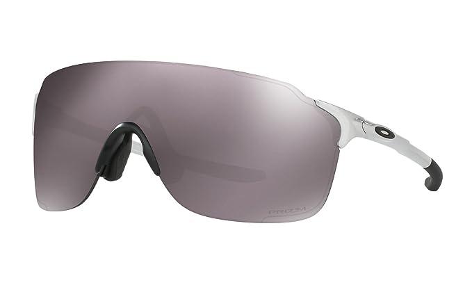 Oakley Plata Prizm diarias polarizadas gafas de sol EVZERO STRIDE