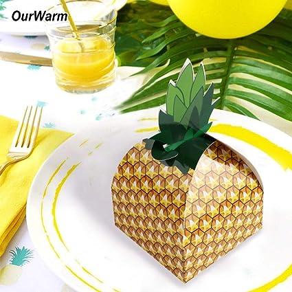 Amazon Com Gift Box Paper Party Decorations Hawaiian 120pcs