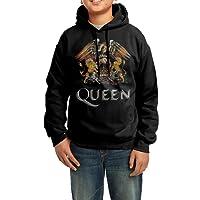 YOKO Queen Album Cover Teen Hoodies / Hooded For Boys / Girls