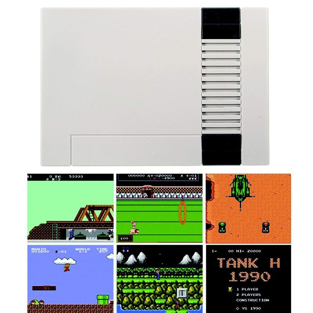 Rtiopo Recreation Retro Built-in 620 Classic Games Dual Gamepad Gaming Player Handheld Games by Rtiopo (Image #7)