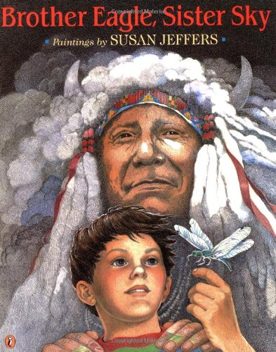 Brother Eagle by Susan Jeffers