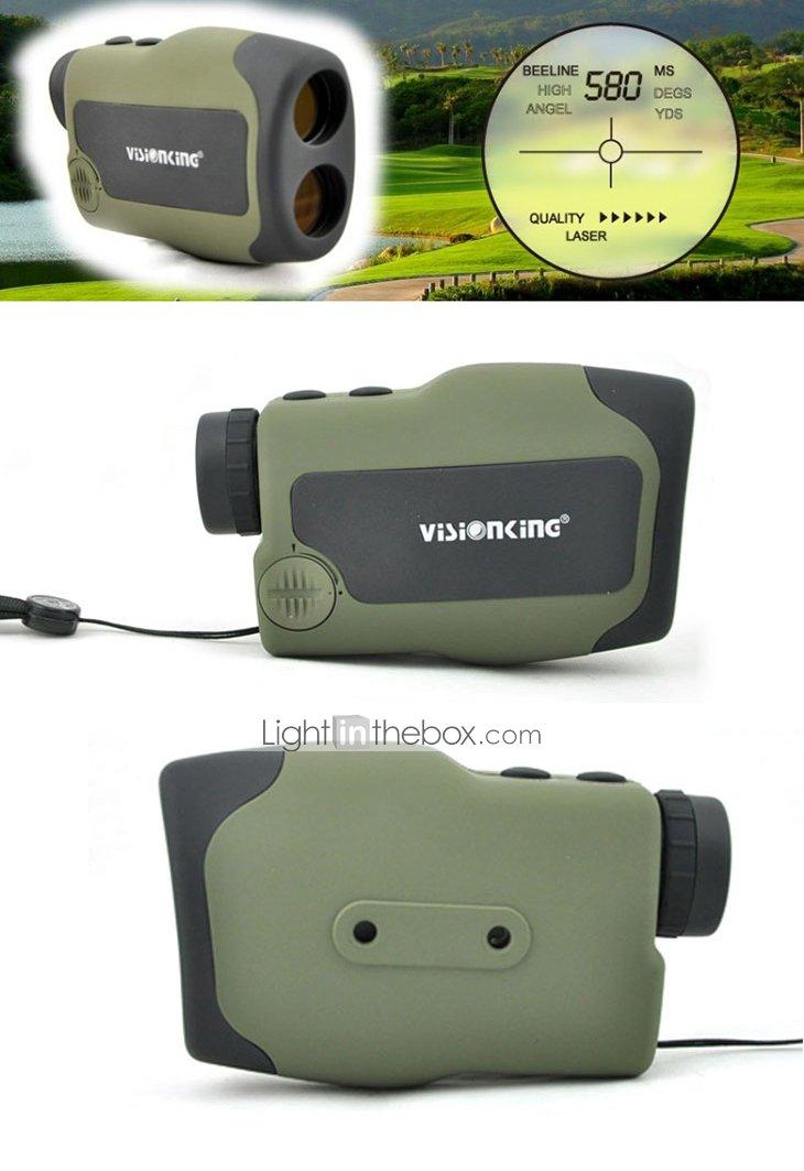 Visionking 6X24 mm Monocular Multi-coated 122m/1000m