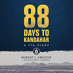 88 Days to Kandahar Audiobook