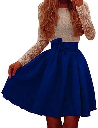 Damen Pinkyee Kleid GrSRot Weinrot TcKl31FJ