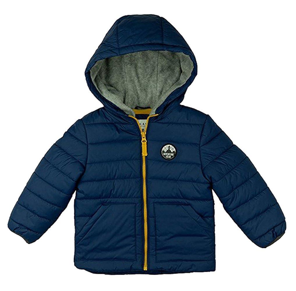 Winsummer Baby Infant Girl Boy Dinosaur Hooded Zip Coat Cloak Jacket Winter Thick Warm Clothes