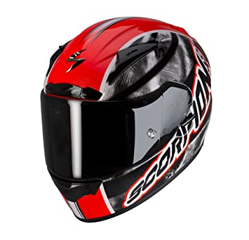 Scorpion On-Road Casco – Exo – 2000 Air – Side Wall – De Neón
