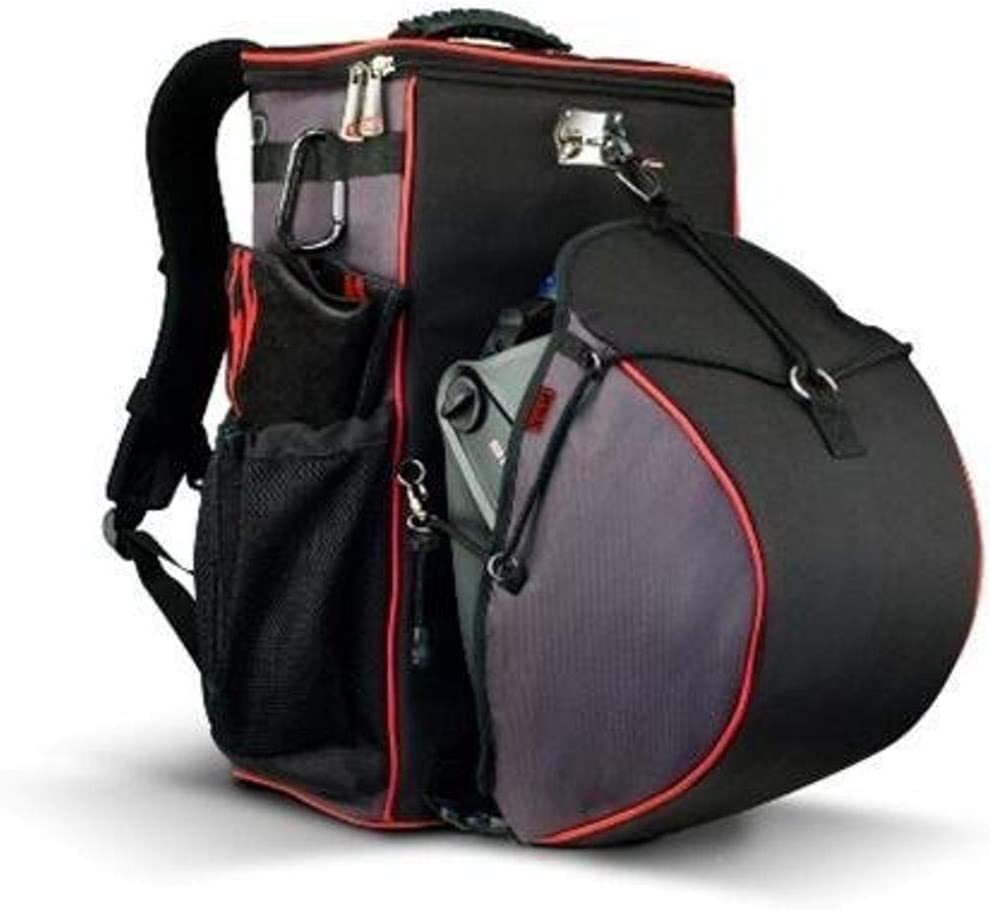 Tool Backpack with Helmetcatch