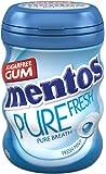 Mentos Pure Fresh Chewing Gum, Fresh Mint, 68 g