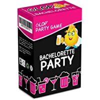 Glop Bachelorette Party - Drinking Card Game - Bachelorette Party Game - Board Game - 100 Cards