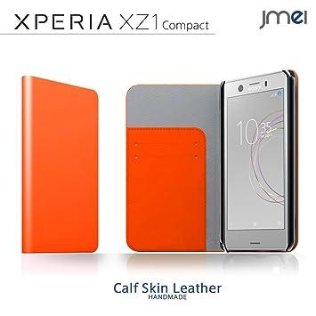 28202691de Xperia XZ1 Compact カバー SO-02K 本革 手帳型 エクスペリア xz1 コンパクト ケース ブランド