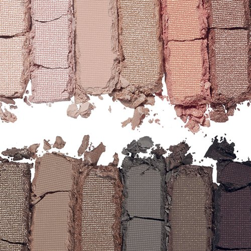 Rimmel Magnif'eyes Eye Palette, London Nudes Calling, 0.5 oz, 12 Shades of High Shimmer, Blendable, Crease & Smudge Resistant Eyeshadow