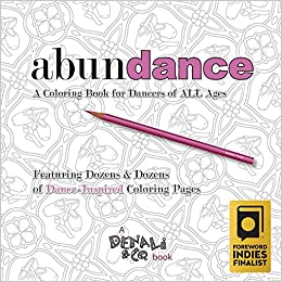 Amazon.com: Abundance: A Coloring Book for Dancers of ALL Ages ...