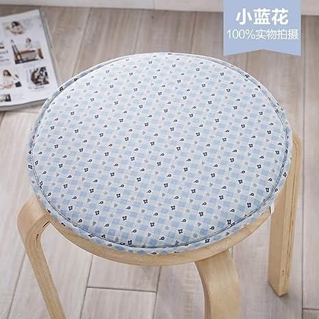 Amazon Com Baby Stool Cushion Fabric Warm Sponge Pad Round Chair