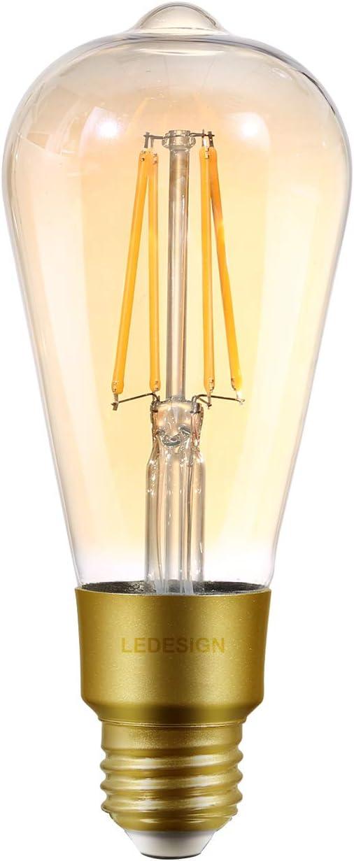LeDesign 8W ST21 Filament