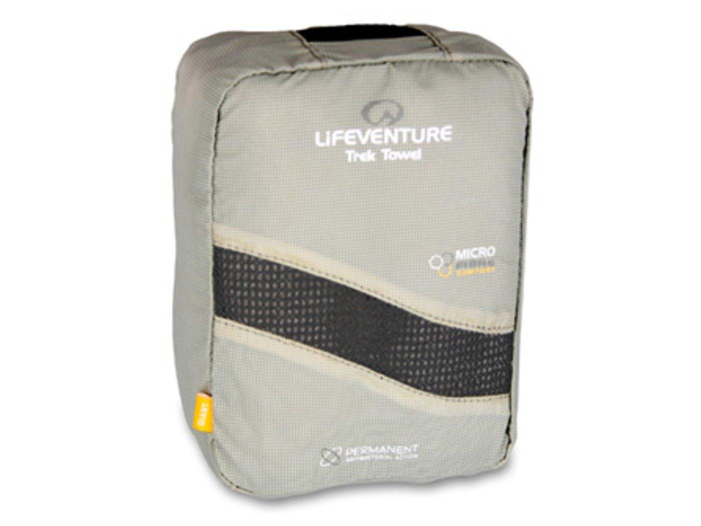 Toalla de microfibra Lifeventure Trek Towel L