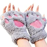 NRUTUP Women Winter Wrist Arm Warmer Knitted