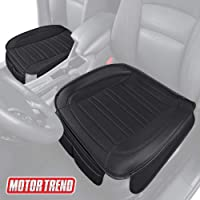 $20 » Motor Trend MTSC-420 Universal Car Seat Cushion (Front, 2-Pack) – Padded Luxury Cover with Non…