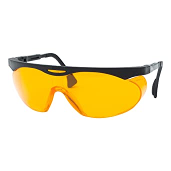 cb53a8b120f8 Uvex Skyper Blue Light Blocking Computer Glasses with SCT-Orange Lens  (S1933X)