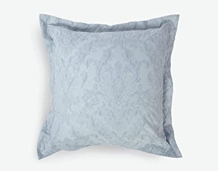 Amazon.com: QE Home Barcelona Euro Sham (Blue): Home & Kitchen