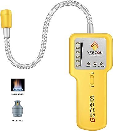 SGILE Combustible Natural Gas Detector