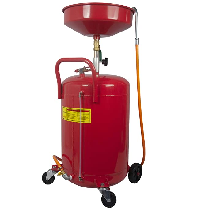 Ölablassgerät Ölauffanggerät Ölsammler für Altöl Ölauffangbehälter NEU