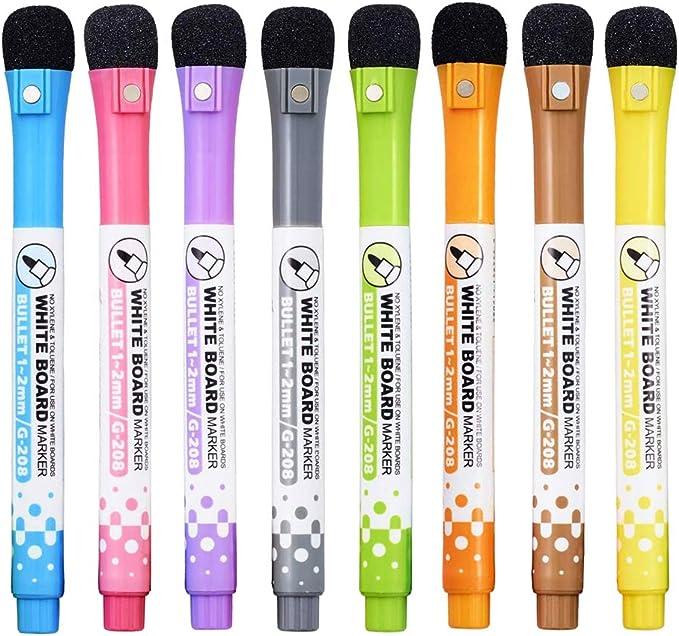 marcadores que se borran Yeuart pizarra blanca
