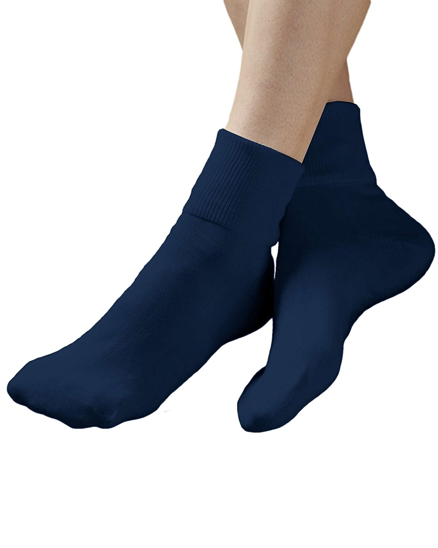 Buster Brown 100% Cotton Socks, 6-pk 1069