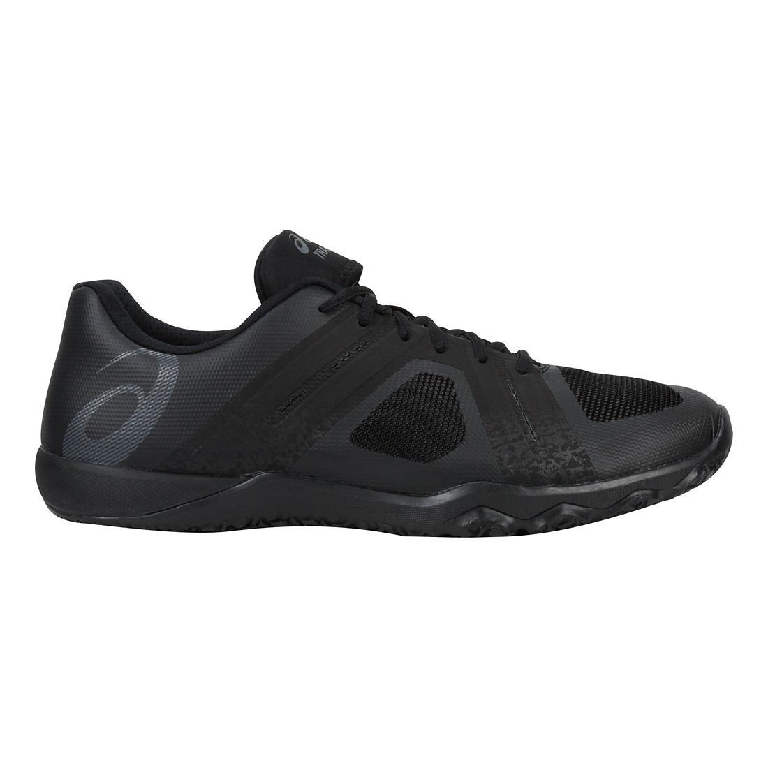 ASICS Men's Conviction X 2 Training Shoe B071F7NGDN 12 D(M) US Black/Carbon/Sulphur Springs