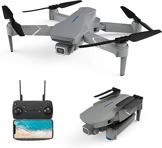 4 pi/èces Masrin 4//8 h/élices pour drones S162 E520 E520S JD-22S GPS RC Pi/èces de rechange