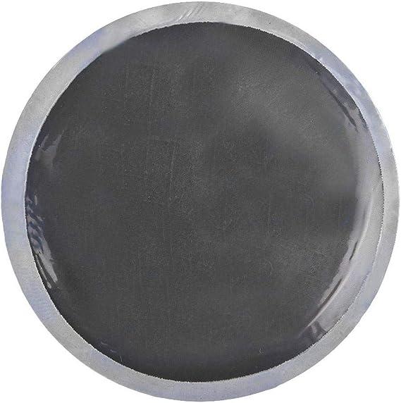 Reifenreparatur Patch 100 Teile Schachtel 58mm Auto Runde Naturkautschuk Reifen Reifenpanne Reparatur Patch Schnelle Reparatur Kalte Patch Tubeless Patches Auto