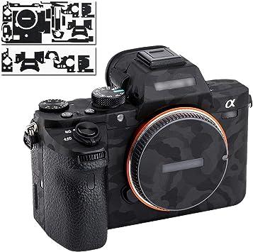 Amazon Com Camera Skin Sticker Cover For Sony A7 Ii Alpha 7 Ii A7m2 Ilce 7m2 A7r Ii Alpha 7r Ii A7rm2 Ilce 7rm2 A7s Ii Anti Scratch Camera Body Skin Guard Shield Protective Wrap
