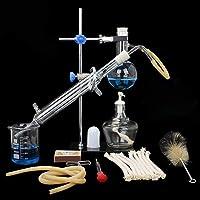 Juego De Unidades De Destilación Cristalería De Laboratorio