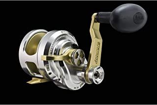 product image for Accurate FX2-500NL Boss Fury 2-Speed Conventional Reel LH