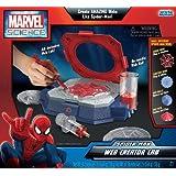 Uncle Milton - Marvel Science - Spider-Man Web Creator Lab