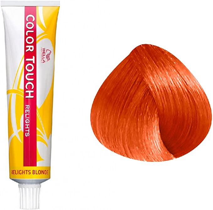 Wella Color Touch Relight /34 - Naranja 60 ml