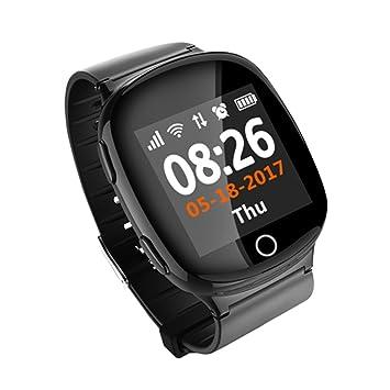 PINCHU D100 Smart Watch GPS + lbs + WiFi Posicionamiento Anti-Pérdida De Frecuencia Cardíaca