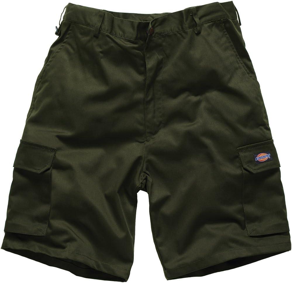 Dickies Redhawk Pantalones cortos, Verde (Olive), 42 ES para Hombre