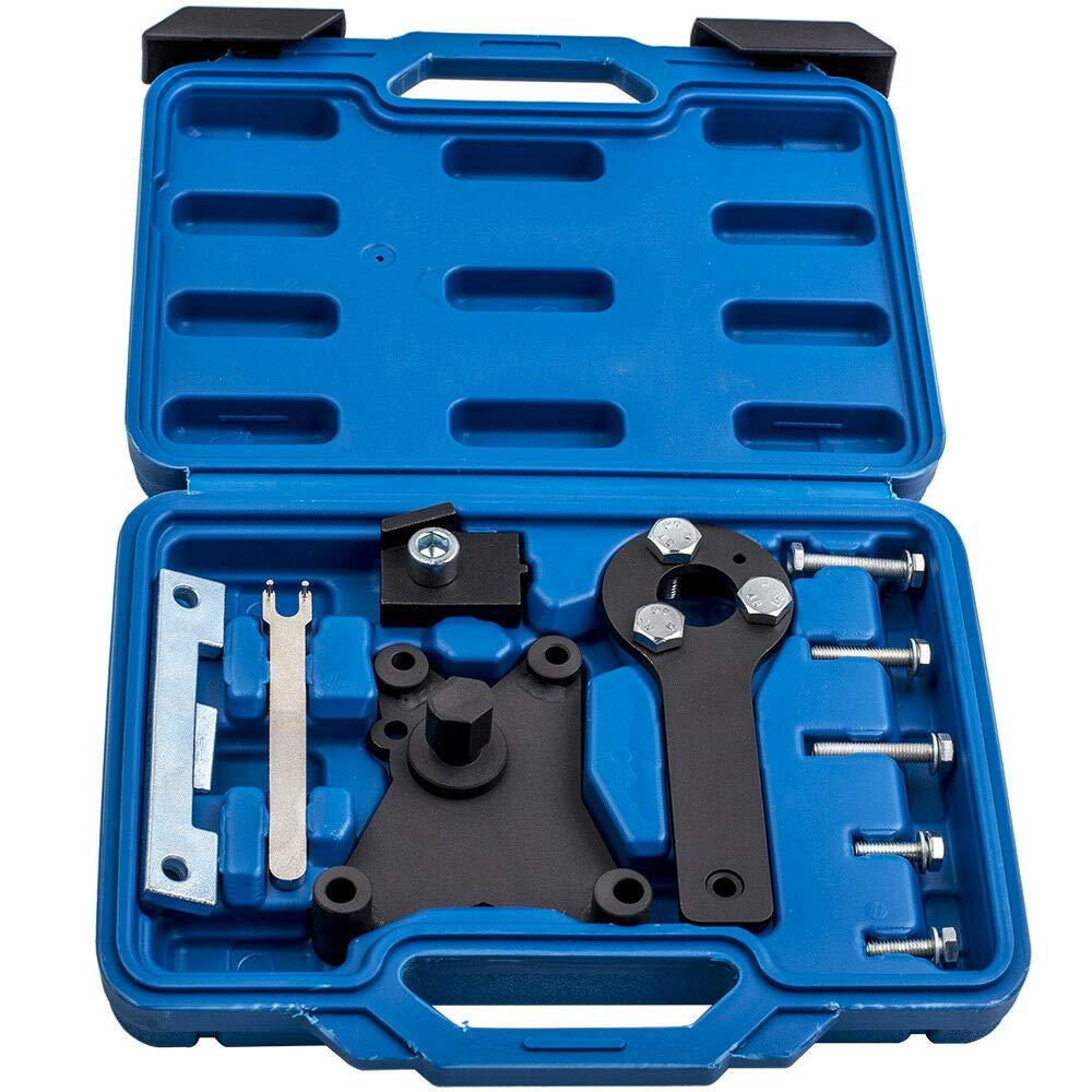 DPTOOL Petrol Engine Camshaft Alignment Timing Locking Tool Kit for Fiat 8V 1.2 1.4