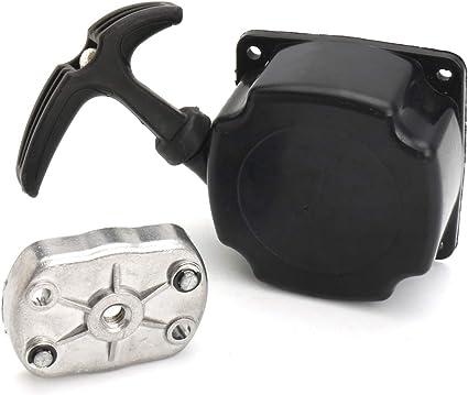 Conjunto de arrancador de arrancador del arrancador del cortac/ésped para 520 430 Skim del cortador de cepillo Strommer Scooter del cortac/ésped