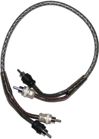 Zealum 2 Kanal Cinch Kabel 50cm New Ts Elektronik