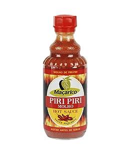 Peri Peri Piri Piri Portuguese Spice Hot Sauce 200g