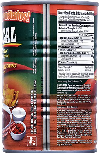 Ducal Refried Red Beans with Chorizo Flavor, 15 Ounce (Pack of 24) by Ducal (Image #2)