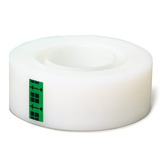 Amazon.com : Scotch Magic Tape, Versatile, Matte Finish, Trusted Favorite, 1/2 x 1296 Inches, Boxed, 3 Rolls (810H3) : Clear Tapes : Office Products