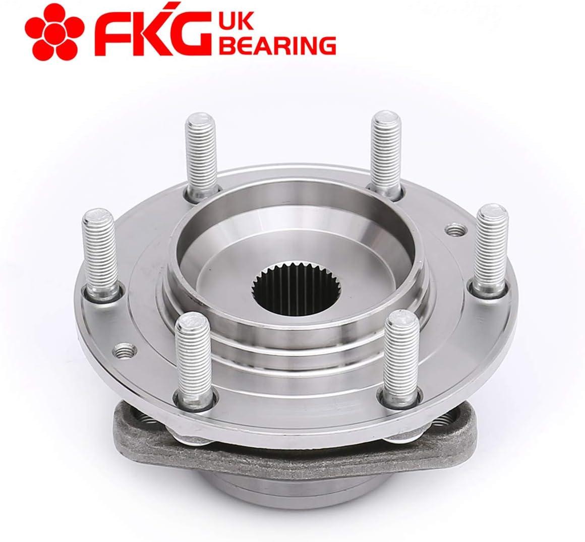 2006-2012 Kia Sedona FKG 515090 Front Wheel Bearing Hub Assembly fit for 2007-2010 Hyundai Entourage 6 Lugs