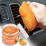 Cleaning Gel for Car Universal Keyboard Cleaner Slime 2020 Upgraded Car Interior Cleaner Dust Cleaning Gel for Car…