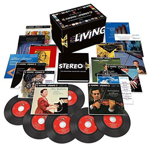 Price comparison product image Living Stereo - The Remastered Collector's Edition